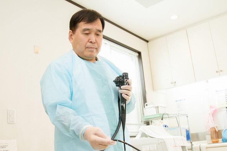 下部消化管内視鏡検査(大腸カメラ)