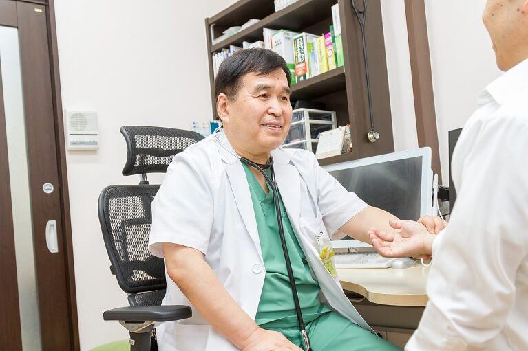 内科・消化器内科だけではなく、総合的な治療が可能です。